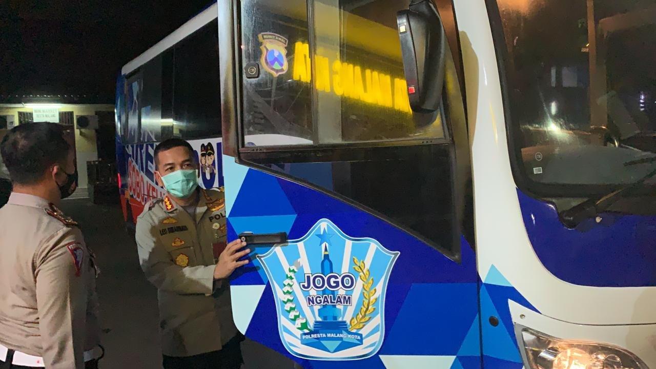 Arema Polici Sobo Kelurahan, akan segera diluncurkan oleh Polresta Malang Kota